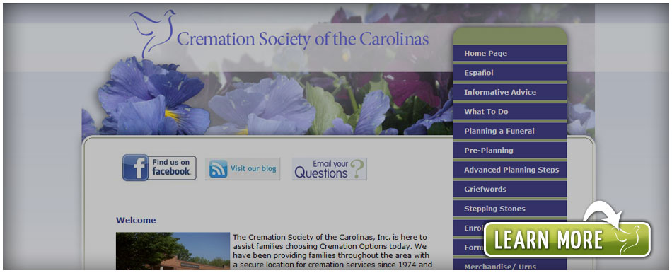 chosen company for Care Cremation Service in Chapel Hill North Carolina